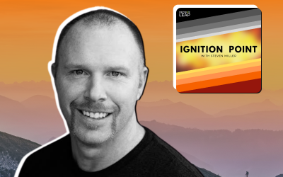 Ignition Point Season 2 Featured Guest - Chris J. Snook
