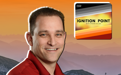 Ignition Point Season 2 Featured Guest - Josh Rawitch
